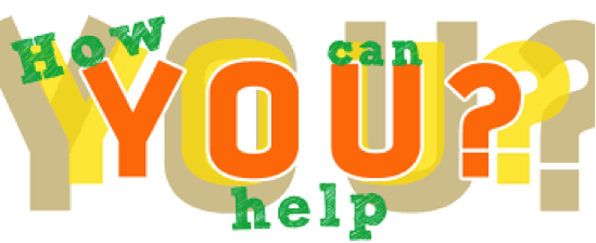 How can you help - graphic
